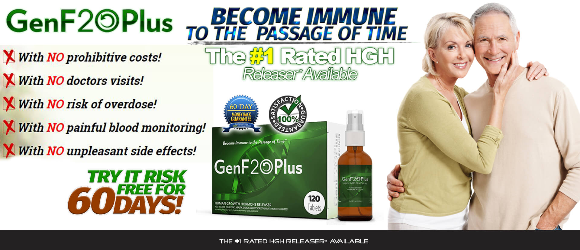 GenF20 Plus Review | Human Growth Hormone Releaser - #1