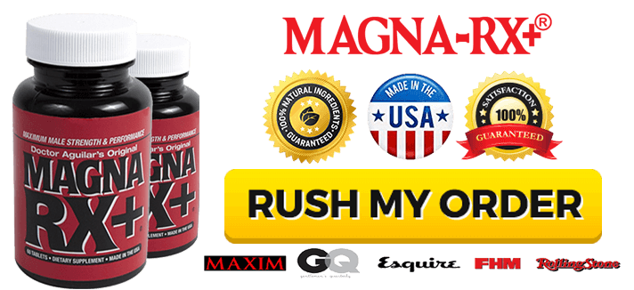 Male Enhancement Pills Magna RX  Store Coupon Code