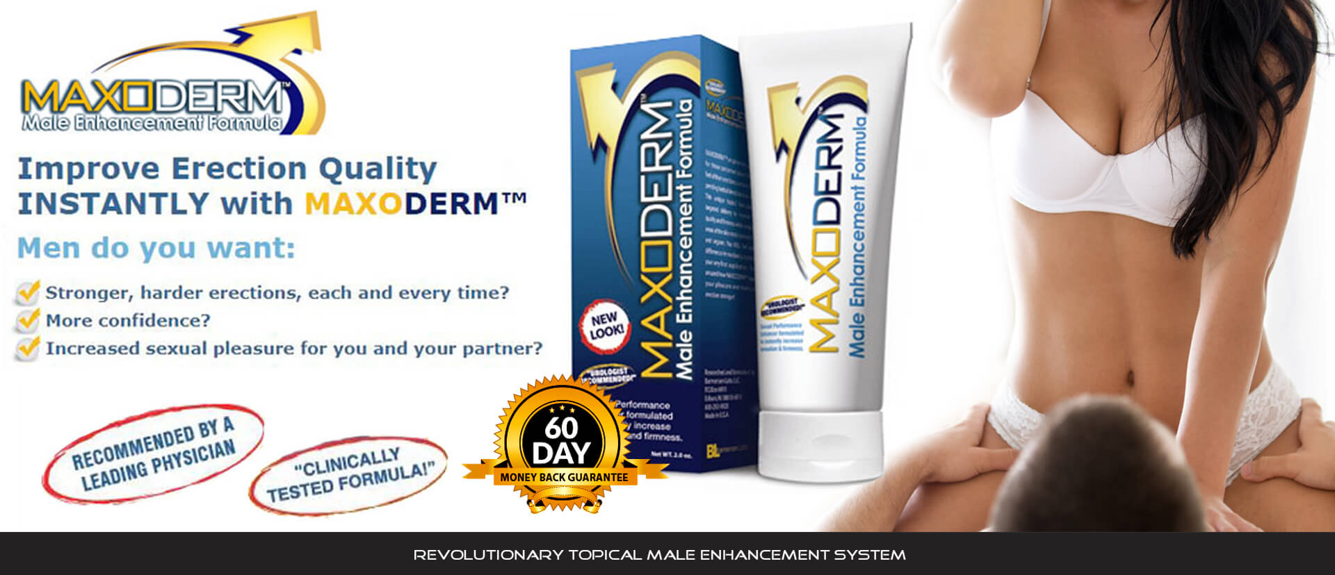 Maxoderm Review Best Male Enhancement Cream Increase